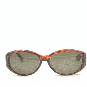Guess Red/TortoiseOval Sunglasses Frames